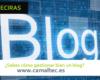Sabes cómo gestionar bien un blog 100x80 c Diseño y desarrollo web en Algeciras