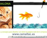 Solo 3 consejos para diseñar con éxito la página web de tu empresa 200x160 c Diseño y Desarrolllo web en Badalona