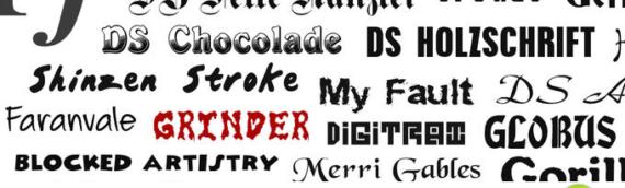 Tipografías en diseño de páginas web