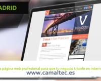 Una página web profesional para que tu negocio triunfe en internet 200x160 c Diseño y desarrollo web en Madrid