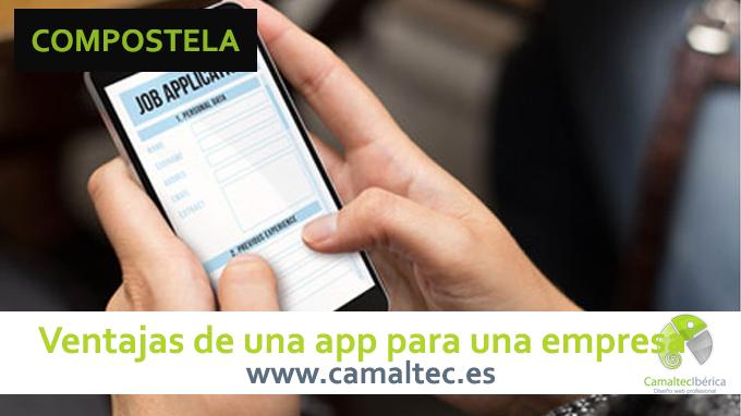 Ventajas de una app para una empresa Programadores de aplicaciones móviles en Alicante