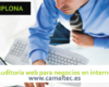 auditoria web para negocios 100x80 c Diseño y desarrollo web en Pamplona