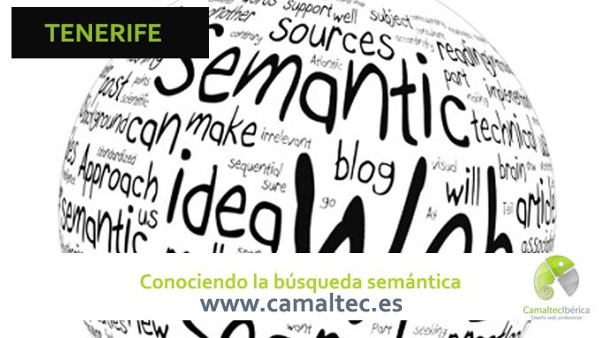 conociendo la busqueda semantica Diseño y desarrollo web en Mengibar