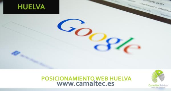 POSICIONAMIENTO WEB HUELVA