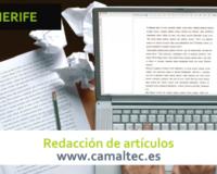 redaccion de articulos 200x160 c Diseño y desarrollo web en Tenerife