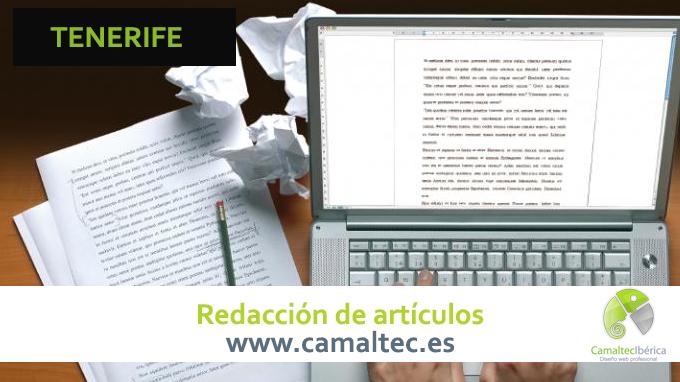 redaccion de articulos Cómo redactar correctamente la descripción de nuestros productos