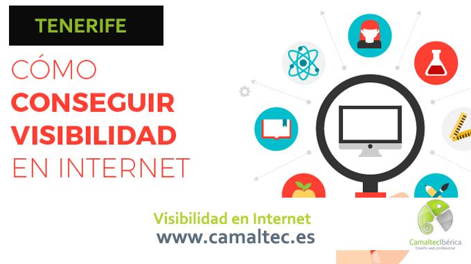 visibilidad en internet Informe de índice de visibilidad