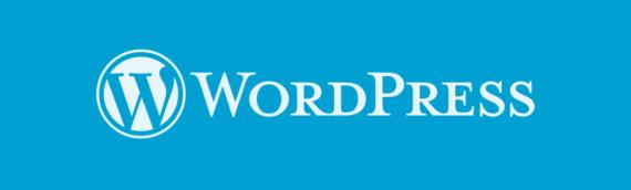 wordpress 570x172 c Gestores de contenidos gratuitos para crear páginas web