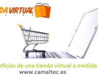 Beneficios de una tienda virtual a medida 200x160 c Tienda Virtual Profesional