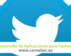 Desarrollo de Aplicaciones para Twitter 100x80 c Gestión de redes sociales
