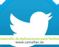 Desarrollo de Aplicaciones para Twitter 200x160 c Gestión de redes sociales