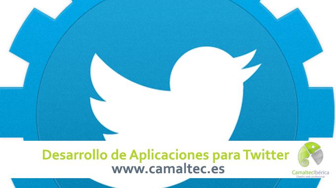 Desarrollo de Aplicaciones para Twitter ¿Quieres crear tu primera campaña de Twitter Ads? ¡Te ayudamos a conseguirlo!