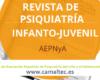 La labor de Asociación Española de Psiquiatría del niño y el Adolescente 100x80 c Diseño Web para asociaciones