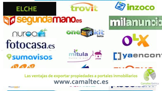 Las ventajas de exportar propiedades a portales inmobiliarios