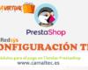 Módulos para el pago en Tiendas Prestashop 100x80 c Tienda Virtual Profesional