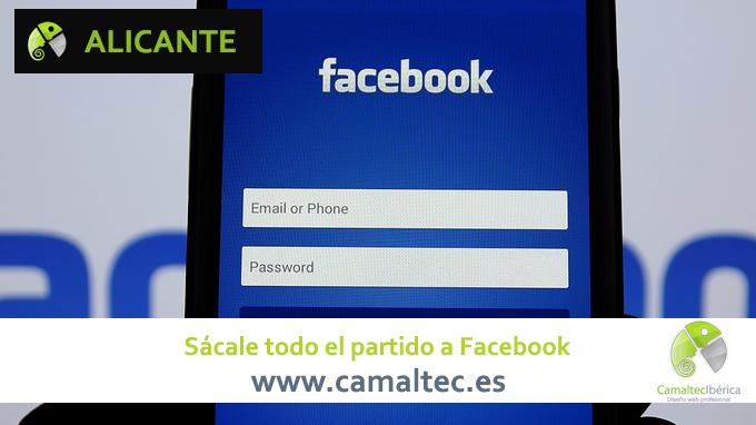 Sácale todo el partido a Facebook Crear concurso en Facebook