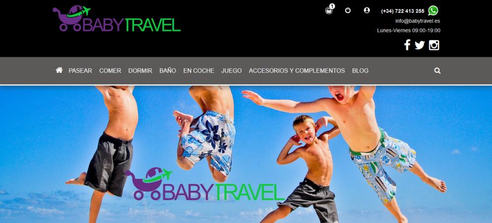babytravel Consejos para crear con éxito una tienda online en Alicante