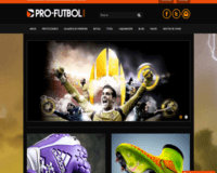 pro futbol 200x160 c Tienda Virtual Profesional