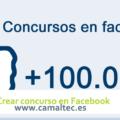 Crear concurso en Facebook 120x120 c Gestión de Facebook Ads