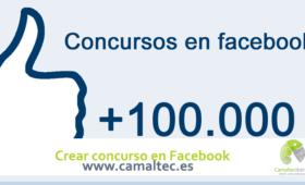 Crear concurso en Facebook
