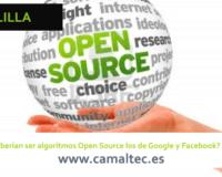 Deberían ser algoritmos Open Source los de Google y Facebook 200x160 c Gestión de redes sociales