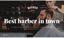 Estilo diseño web para peluquerías 01