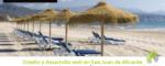 Diseño y desarrollo web en San Juan de Alicante 150x60 c Informática Alicante