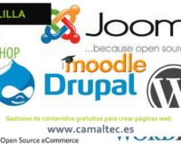 Gestores de contenidos gratuitos para crear páginas web 200x160 c Diseño y desarrollo web en Melilla