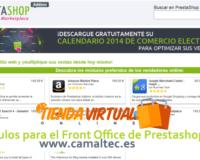 Módulos para el Front Office de Prestashop 200x160 c Tienda Virtual Profesional
