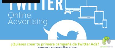 Quieres crear tu primera campaña de Twitter Ads 400x170 c Franquicia diseño web