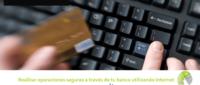Reglas básicas para realizar operaciones seguras a través de tu banco utilizando internet 200x85 c Franquicia diseño web