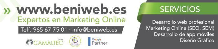 diseño web benidoleig
