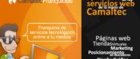 camaltec reto 200x85 c Franquicia diseño web