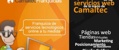 camaltec reto 400x170 c Franquicia diseño web