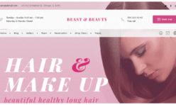 Estilo diseño web para peluquerías 10