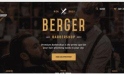 Estilo diseño web para peluquerías 11