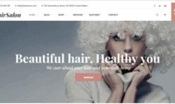 Estilo diseño web para peluquerías 12