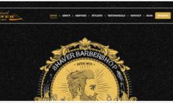 Estilo diseño web para peluquerías 17