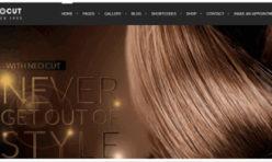 Estilo diseño web para peluquerías 18