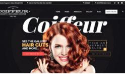 Estilo diseño web para peluquerías 02