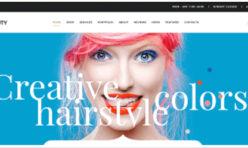Estilo diseño web para peluquerías 21