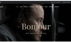 Estilo diseño web para peluquerías 22