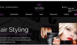 Estilo diseño web para peluquerías 28