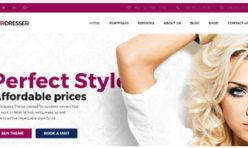 Estilo diseño web para peluquerías 06