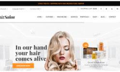 Estilo diseño web para peluquerías 07