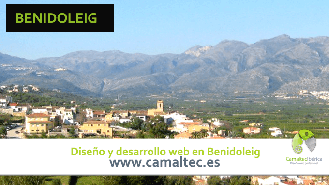 diseño y desarrollo web en benidoleig Diseño y desarrollo web en Benidoleig
