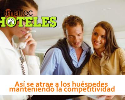 Así se atrae a los huéspedes manteniendo la competitividad 400x320 c Hoteles