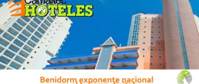 Benidorm exponente nacional en el turismo digital 400x170 c Franquicia diseño web