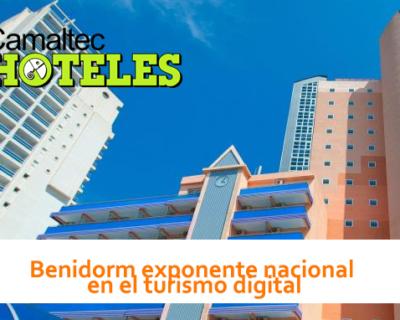 Benidorm exponente nacional en el turismo digital 400x320 c Hoteles