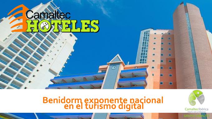 Benidorm exponente nacional en el turismo digital ¿De dónde son los turistas que visitan tu comunidad?